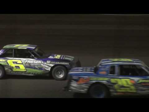 Nielsen Racing Britt 6-27-17 - dirt track racing video image