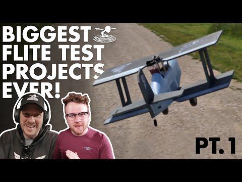 Biggest Flite Test Projects of All Time - Pt 1 - UC9zTuyWffK9ckEz1216noAw