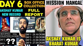 Mission Mangal 6th Day Box Office Collection, Mission Mangal 6 Day Collection, Akshay Kumar, Tapsee
