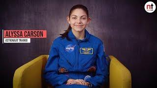 Future Mars Walker - Alyssa Carson