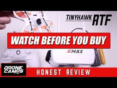 EMAX TINYHAWK RTF - WATCH BEFORE YOU BUY - Honest Review, Flights, Pros & Cons - UCwojJxGQ0SNeVV09mKlnonA