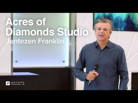 Acres of Diamonds  Jentezen Franklin
