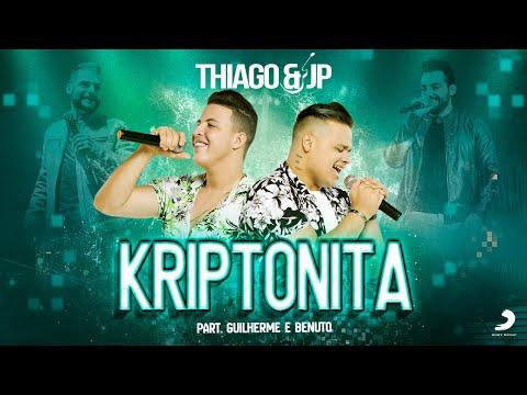Thiago e JP - Kriptonita part. Guilherme e Benuto (DVD Eletroacústico)
