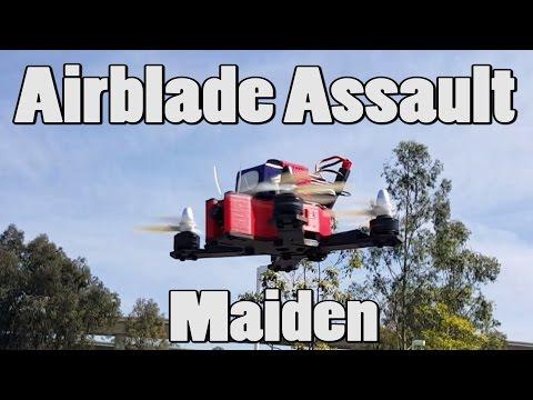 Airblade Assault Maiden - UCnJyFn_66GMfAbz1AW9MqbQ