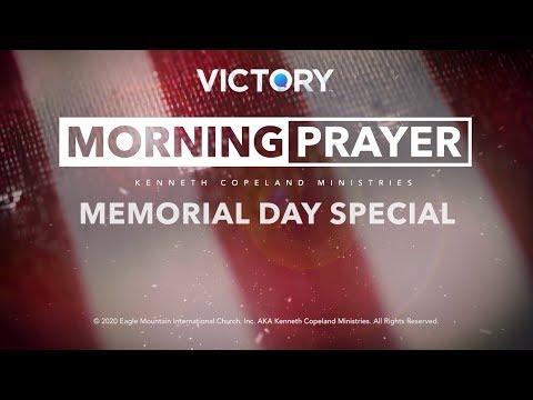 Morning Prayer: Monday, May 25, 2020