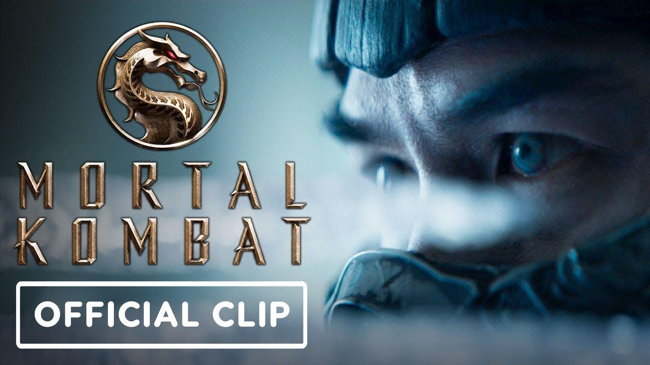 """Mortal Kombat (2021) – Official """"Scorpion vs. Sub-Zero"""" Movie Clip"""