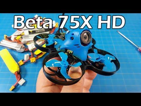 Beta 75x HD - CineWhoop? MicroCine? What is it? - UCBGpbEe0G9EchyGYCRRd4hg