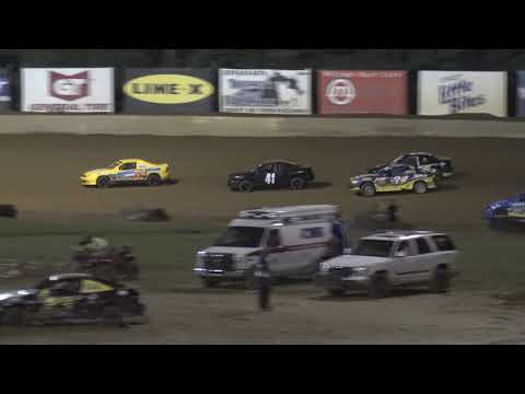 Florence Speedway | 7/17/21 | Hornets | Feature - dirt track racing video image