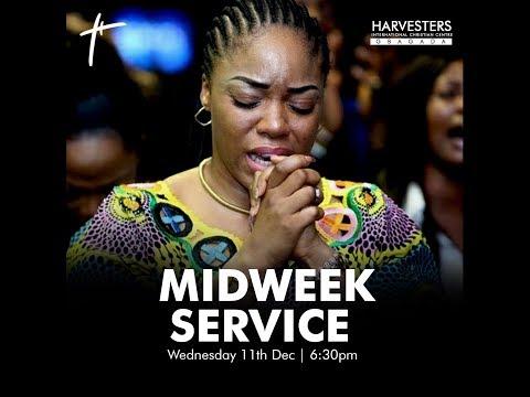 The Church  Pst Bolaji Idowu  Tue 10th Dec, 2019  Midweek Service
