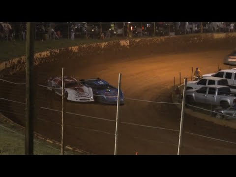 602 Late Model at Winder Barrow Speedway May 8th 2021 - dirt track racing video image