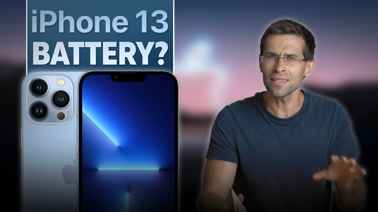 The iPhone 13 Battery MYSTERY, or how a mini can beat the Pro Max