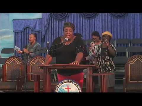 Bethel Ladies Conference 2019  Overseer Juanita Keene 16/2/19