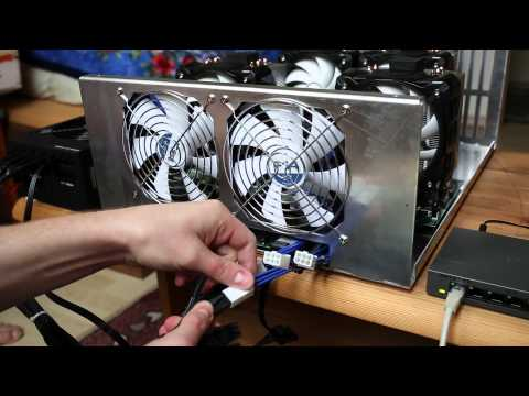KnCMiner Jupiter - Bitcoin Miner 500GH/s+ 28nm ASIC chips - unboxing and setup 1080p - UCOFD_8DwFrm5A1JNUVjabgA