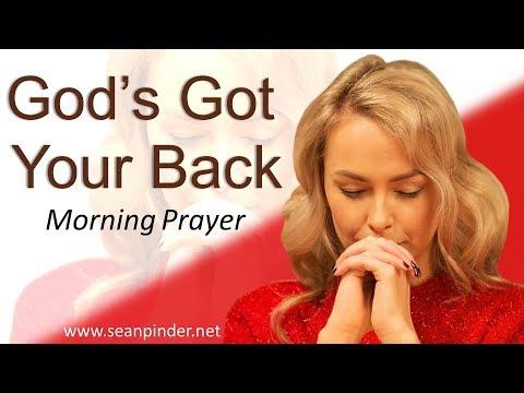 PSALM 138 - GOD'S GOT YOUR BACK - MORNING PRAYER (video)