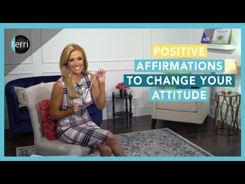 Positive Affirmations to Change Your Attitude