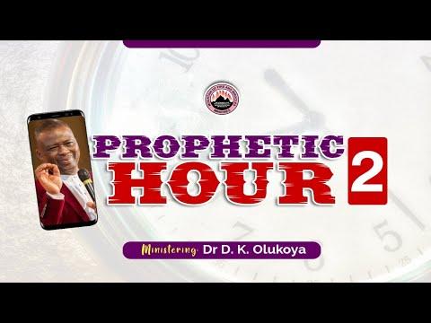 MFM Prophetic Hour 2 with Dr D. K. Olukoya