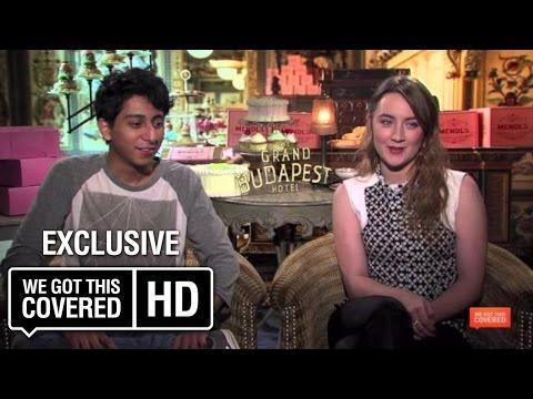 The Grand Budapest Hotel Interview With Willem Dafoe, Jeff Goldblum, Saoirse Ronan And More [HD] - UC9LSOx3idPsQ-Va_J4Bz6oQ