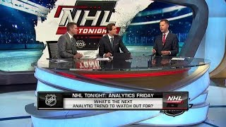 NHL Tonight: Next Trend: Potential analytic trends to look out for this season  Aug 23,  2019
