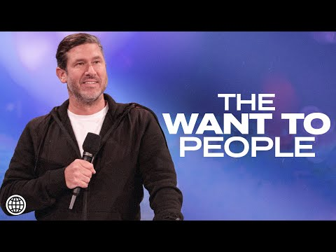 The Want To People  Nathanael Wood  Hillsong Online