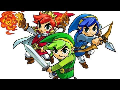 Legend of Zelda: Triforce Heroes - E3 2015 Announcement Trailer - IGN Live : E3 2015 - UCKy1dAqELo0zrOtPkf0eTMw