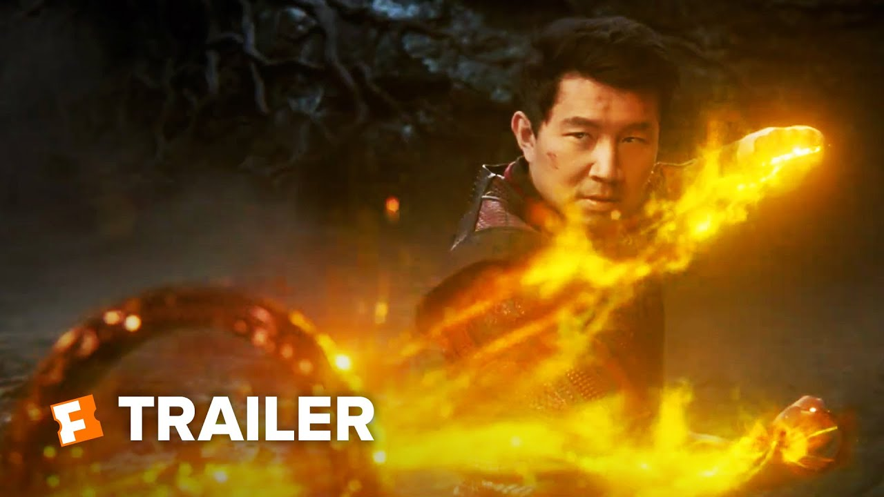 Shang-Chi and the Legend of the Ten Rings Trailer #1 (2021)   Movieclips Trailers