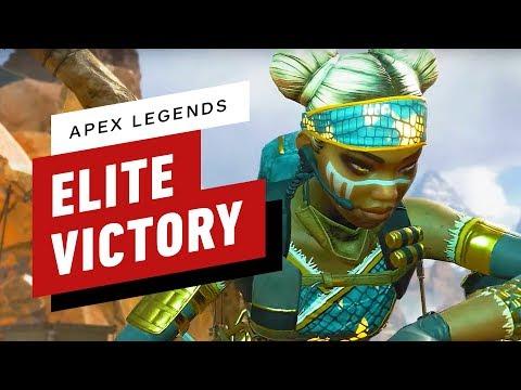 10 Minutes of Apex Elite Gameplay - CLUTCH Victory - UCKy1dAqELo0zrOtPkf0eTMw