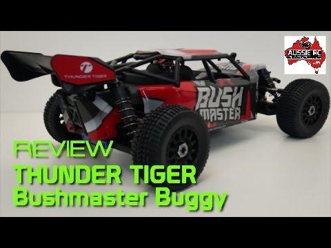 Review: Thunder Tiger Bushmaster 1/8 Scale Desert Buggy - UCOfR0NE5V7IHhMABstt11kA