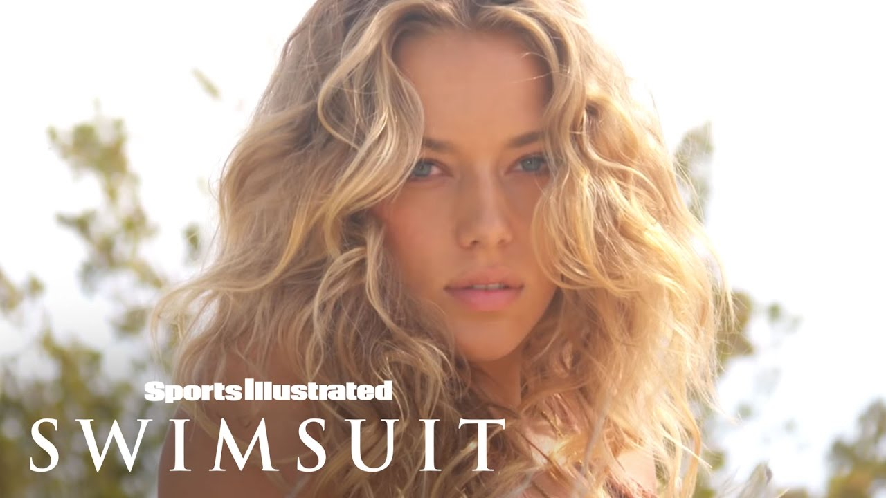 Behind The Tanlines: Sara Sampaio & Ashley Smith   Sports Illustrated Swimsuit