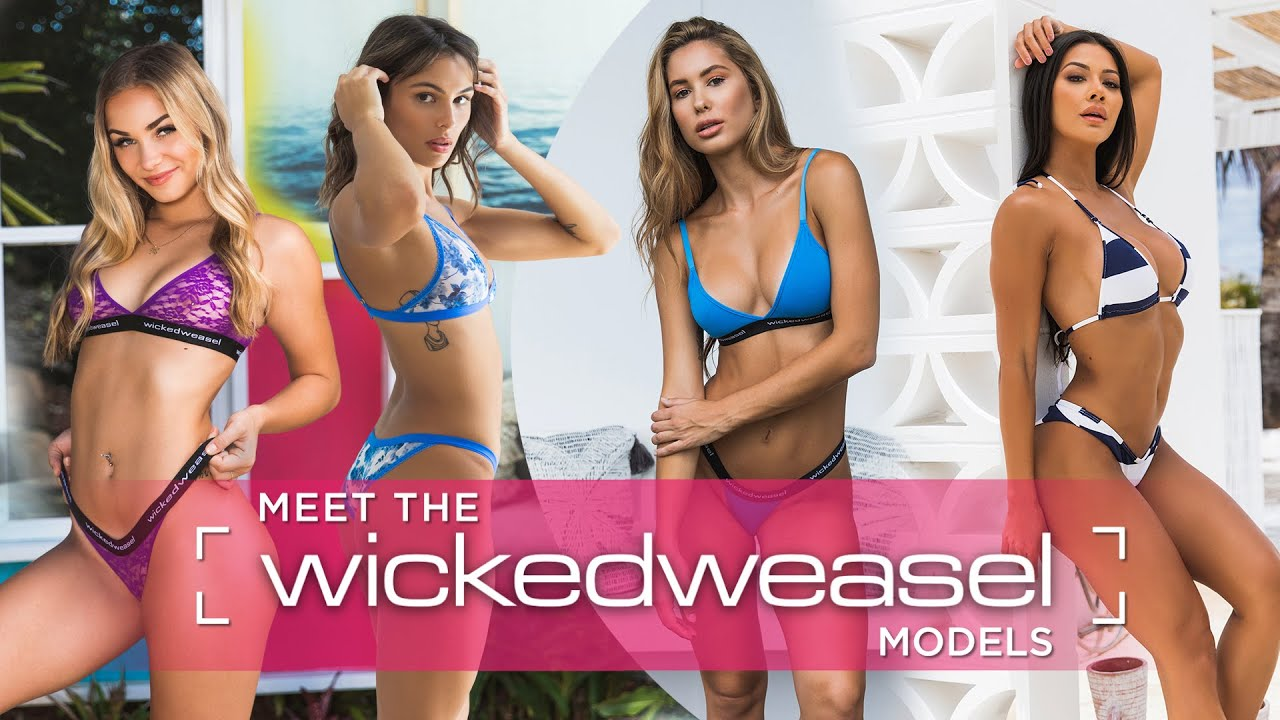Seriously Sexy: Meet The Gorgeous Wicked Weasel Models