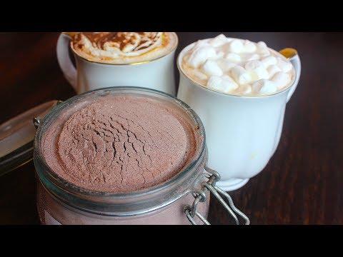 HOMEMADE HOT CHOCOLATE *COOK WITH FAIZA* - UCR9WXUxcp0bR9OWi5ersIHw