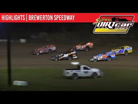 Super DIRTcar Series Big Block Modifieds Brewerton Speedway October 5, 2021   HIGHLIGHTS - dirt track racing video image