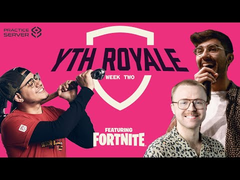 Fortnite Tournament with MonsterDFace  eSports  Elevation YTH