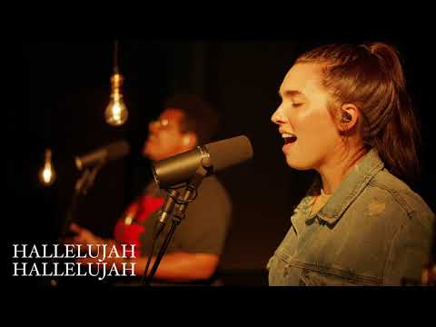 MUSIC VIDEO  HALLELUJAH HERE BELOW
