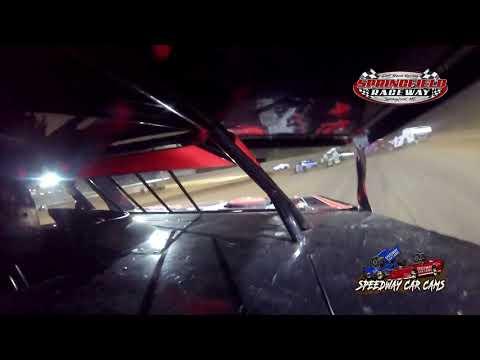 #23N Clay Norris - IMCA Mod - 7-3-2021 Springfield Raceway - In Car Camera - dirt track racing video image