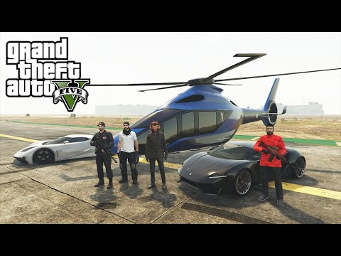 GTA 5 Online Further Adventures in Finance and Felony DLC Update - UCcWl6q7rcJ9WoF_Kwmxg23A