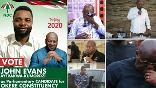Eiii: Another Pol!ce officer Res!gned to Contest & Campaign for NDC & Mahama