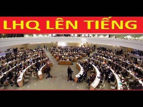 Liên Hiệp Quốc lên tiếng quan ngại luật An Ninh mạng của VN