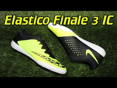 bee6b51dfa8e1 Video Nike Elastico Finale 3 Indoor Volt Black - Review + On Feet -  UCUU3lMXc6iDrQw4eZen8COQ