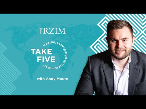 Hopelessness and Grief are Not the End  Andy Moore  Take Five  RZIM
