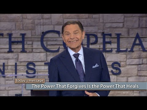 The Power That Forgives Is the Power That Heals