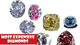 Top 10 Expensive Diamonds in the world