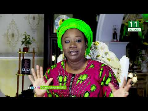 Dr Becky Paul-Enenche - SEEDS OF DESTINY  FRIDAY 11TH OCTOBER, 2019