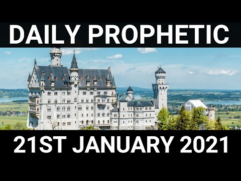 Daily Prophetic 21 January 2021 2 of 7