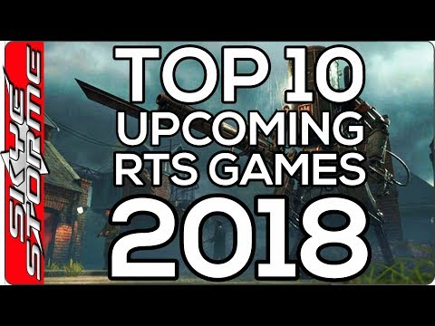 Top 10 REAL TIME STRATEGY Games 2018 - RTS War, Medieval, Sci-Fi and Fantasy Games - UCH8Eirtdko5wjPmuOp6wb_Q