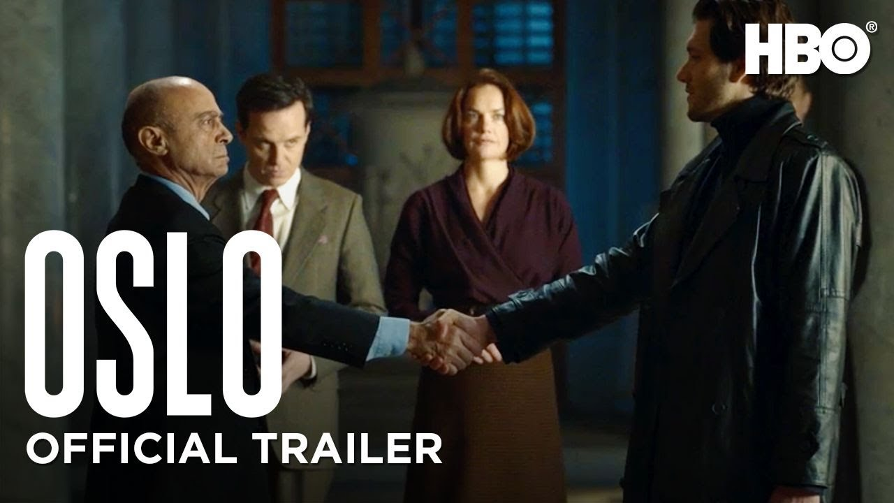 Oslo: Official Trailer| HBO