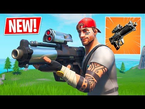 *NEW* Proximity Grenade Launcher in Fortnite!! (Fortnite Battle Royale) - UC2wKfjlioOCLP4xQMOWNcgg