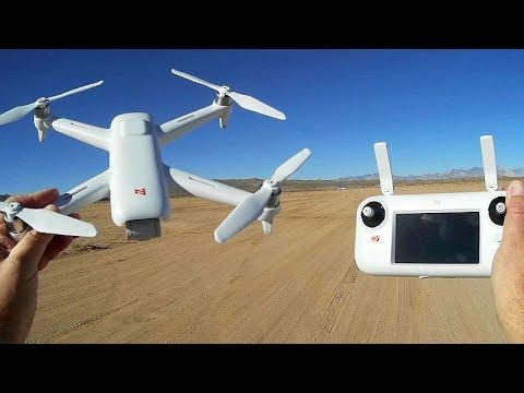 Xiaomi Fimi A3 GPS Gimbal FPV Camera Drone Flight Test Review - UC90A4JdsSoFm1Okfu0DHTuQ