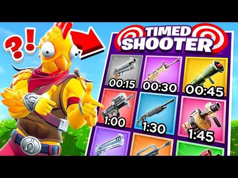 Timed GUN SWITCHER *NEW* Game Mode in Fortnite Battle Royale - UCke6I9N4KfC968-yRcd5YRg