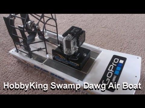 HobbyKing Swamp Dawg Air Boat - tallguysd