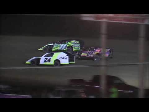 Modified Feature from Atomic Speedway, September 28th, 2018. - dirt track racing video image